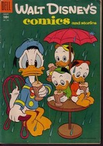 WALT DISNEY'S COMICS & STORIES #179 SODA SHOP BARKS ART G/VG - $30.31