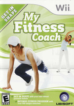 My Fitness Coach Wii Complete - $9.69