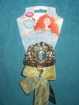 Disney Store Authentic Merida Light Up Crown/Wand Princess Costume Dress Up NEW. - $14.76