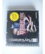 Resident Evil 2 Sony Playstation 1 PS1 1998 Black Label - $24.95