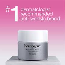 Neutrogena Rapid Wrinkle Repair Face & Neck Cream with Retinol,  1.7 oz - $28.90