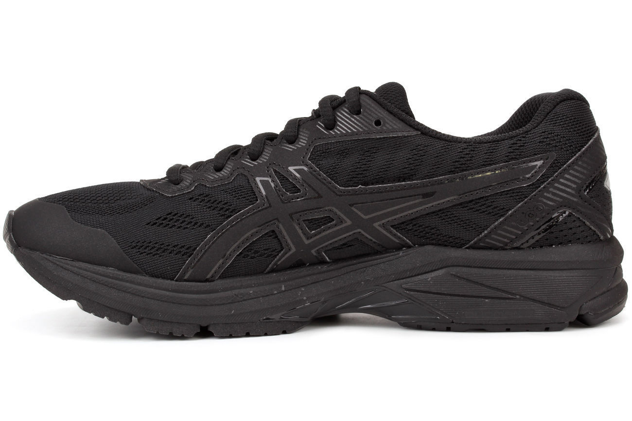 NEW Asics GT-1000 5 T6A3N 9099 Men's Black Onyx Casual Athletic Running Shoes