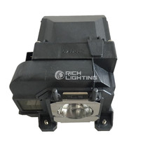 Replacement Projector Lamp for Epson ELPLP77, PowerLite 1980WU/ 1985WU/ 4650 - $114.66