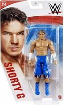 Mattel WWE Basic Series 114 Shorty G Action Figure - $11.95