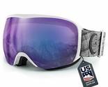 Wildhorn Cristo Ski Goggles - US Team Official ArcticWhite-Sapphire