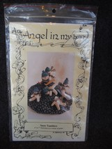 Angel In My Heart Snow Tumblers Sewing Pattern - $4.49