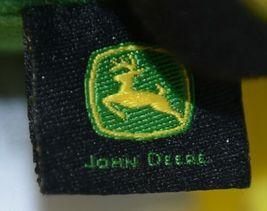 John Deere LP64417 Plush Toy Gator With Plastic Attachment Clip image 4