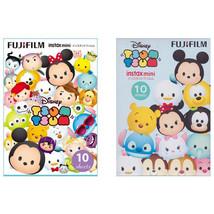 Disney Tsum Tsum FujiFilm Instax Mini Film Polaroid 20 Instant Photos Va... - $23.49