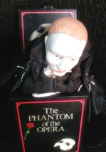 vintage Phantom Opera Enesco Jack in the Box Musical 1990 mother day gift father - $59.99