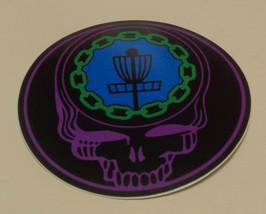 Grateful Dead SYF Disc Golf Vinyl  Sticker  Deadhead   - $4.99