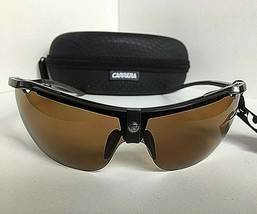 New Polarized Carrera Sport CA C ALU3  0FOQQ Wrap Semi-Rimless Sunglasses  - $119.99