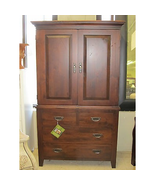 Kincaid Stonewater Storage Armoire TV Entertainment Wardrobe 31-165 USA ... - $1,789.00
