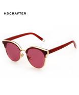 HDCRAFTER HD1708-1 Elegant Ladies Cat Eye Fashion Sunglasses - $21.98
