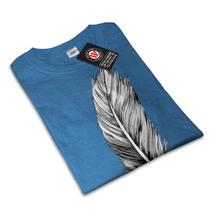 Elegant Feather Shirt Painting Men T-shirt - $12.99+
