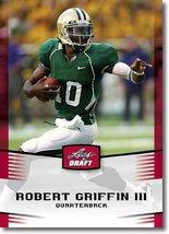 2012 Leaf Draft Day #40 Robert Griffin III - RG3 - Baylor (RC - Rookie C... - $7.50