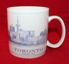 Starbucks 2008 Architect Series Toronto Canada Collector Coffee Mug Cup ... - $39.45