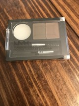 NYX Eyebrow Cake Powder ECP05 BRUNETTE, Brand New in Manufacture Packaging - $7.43