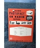 Sams Photofact CB Radio CB-169 February 1978 - $6.00