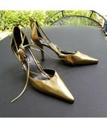 Nine West Shoes Dressy String Tie High Heels Size 9 - $36.09