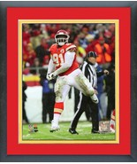 Derrick Nnadi 2018 AFC Divisional Playoff Game -11x14 Matted/Framed Photo - $43.55