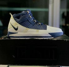 NIKE ZOOM LEBRON III COLLECTIBLE SHOES FROM 2005 SIZE 12.5 NEW W/BOX(312... - $299.55