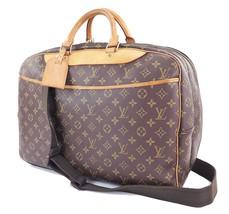 Auth LOUIS VUITTON Alize 24 2 Poches Monogram Suitcase Travel Bag Luggag... - $15.239,48 MXN