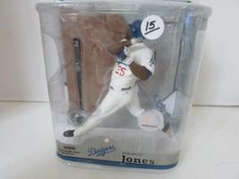 Mcfarlanes MLB Andruw Jones Dodgers #25 Serie 22 2008 Action Figure L227 - $10.75