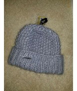NWT MICHAEL by Michael Kors Gray Beanie Winter Hat  $48 - $19.99