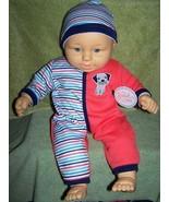 "My Sweet Love Large Boy Baby Doll 20""H NWT - $17.88"
