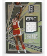 2017-18 Panini Spectra Epic Legends Tree Rollins Game-Worn Material Card... - $2.97
