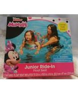 Disney Junior Minnie Swim Junior Ride in Float Seat Pool Beach pool NEW - $12.50