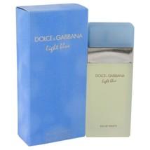 Light Blue Perfume by Dolce & Gabbana, 1.7 oz Eau De Toilette Spray - $39.95