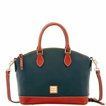 Dooney & Bourke Pebble Grain Darcy Satchel