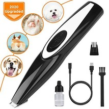 BABYLTRL Dog Clippers, Cordless Cat and Small Dogs Clipper, USB Recharge... - $27.09