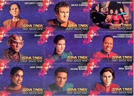 Star Trek Deep Space Nine 1993 Skybox 100 card Set - $14.69