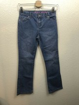 Childrens Place Bootcut Stretch Adjustable Waist Jeans Size 12 NWT - $19.57