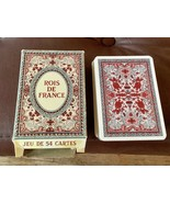 Vtg DAMES DE FRANCE GRIMAUD deck PLAYING CARDS game  MADE IN FRANCE 2 - $19.99