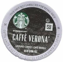 Starbucks Caffe Verona Coffee K-Cups (pack of 96) - $87.62