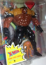 "TOY BIZ 1993 X-MEN TUSK FIGURE MOC Uncanny X-Men The Evil Mutants 5"" SHARP - $14.99"