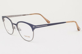 Tom Ford 5382 009 Matte Gunmetal Eyeglasses TF5382 009 50mm - $165.62