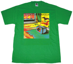 A Flock Of Seagulls Same Title Album T Shirt ( Men S - 2XL ) - $20.00+