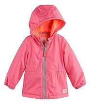 Carter's Baby Girls' Polka Dot Jacket (24 Months, Pink)