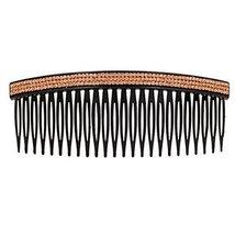 Luxury Diamond Hair Clip Hairpin Hair Barrette Hair Accessories,Yellow - $10.06