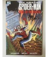 Amazing Spider-Man Soul of the Hunter 1 Signed Bob McLeod Mike Zeck NM N... - $18.81