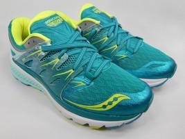 Saucony Zealot ISO 2 Women's Running Shoes Size US 8 M (B) EU 39 Teal S10314-4