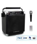 Trexonic Wireless Portable Party Speaker with USB Recording, FM Radio & ... - $122.90
