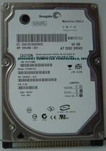 60GB 5400RPM ATA-100 IDE 2.5IN LAPTOP DRIVE SEAGATE ST96812A Free USA Sh... - $22.95