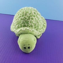 "Ganz Webkinz Green Spotted Turtle HM225 No Code Plush Stuffed Toy 11"" #A41 - $15.83"