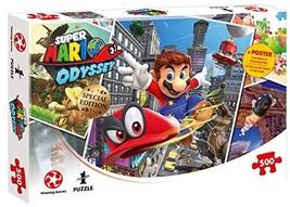 Puzzle: Super Mario Odyssey World Traveler (500 Teile) #bci - $22.09