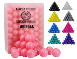 LANGXUN 400pcs Ball Pit Balls - Soft Plastic Play Balls for Babies & Tod... - $63.99